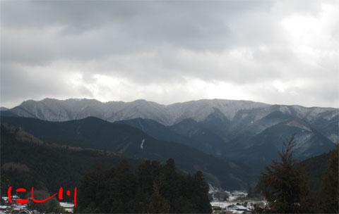 三峰山2009.1.24